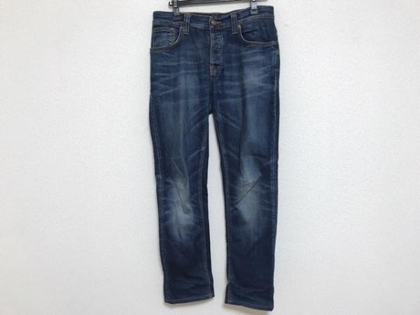 NudieJeans(ヌーディージーンズ) ジーンズ サイズ32 XS メンズ ブルー
