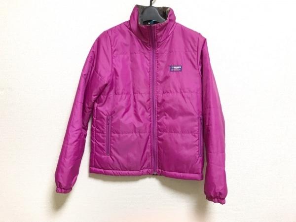 エックスガール ダウンジャケット サイズ2 S レディース リバーシブル/冬物/迷彩柄