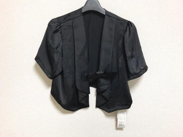 Queen Claret(クイーンクラレット) ジャケット サイズLL レディース美品  黒