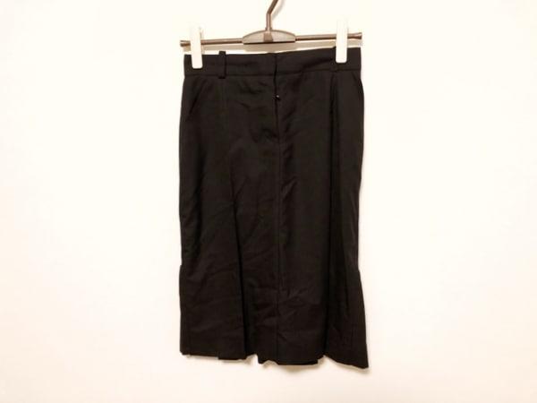 LOUIS VUITTON(ルイヴィトン) スカート サイズ34 S レディース美品  黒