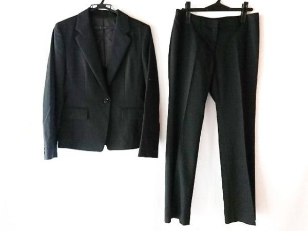 LES MUES(レミュー) レディースパンツスーツ サイズM レディース美品  黒