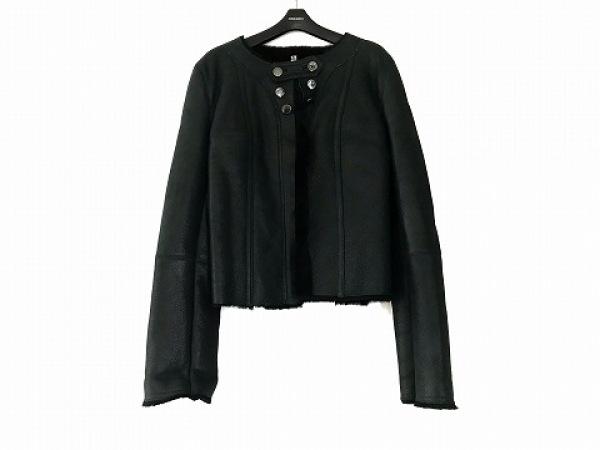 シャルルジョルダン コート サイズ38 M レディース美品  ダークグリーン