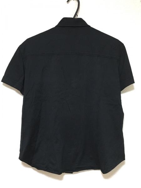 PRADA(プラダ) 半袖シャツブラウス サイズ38 S レディース 黒