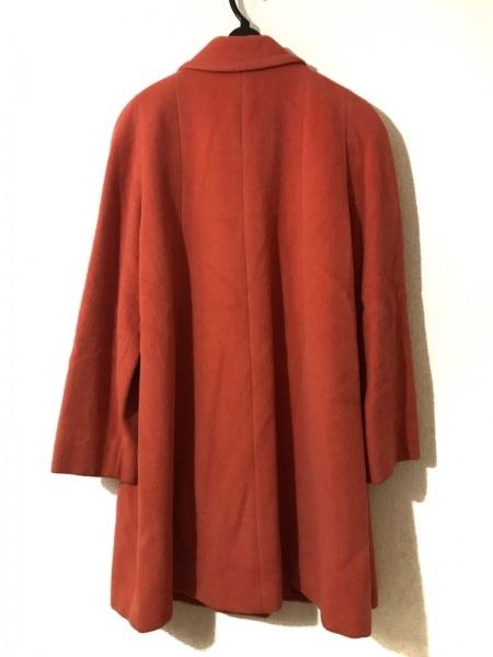 SANYO(サンヨウ) コート サイズ9AR S レディース美品  オレンジ