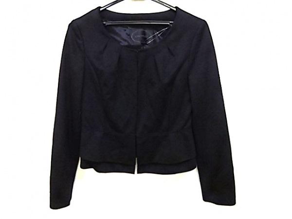 UNTITLED(アンタイトル) ジャケット サイズ2 M レディース 黒