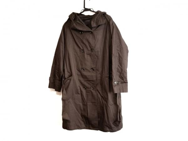 JNBY SINCE1994 コート サイズ38 M レディース ダークグリーン 春・秋物