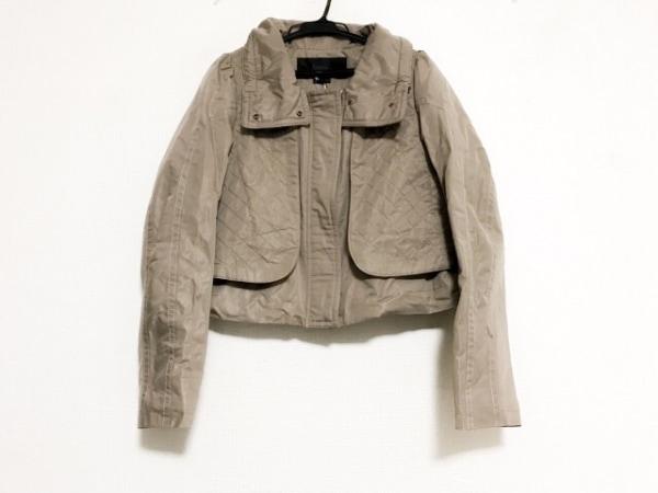 Haniiy.(ハニーワイ) ブルゾン サイズ40 M レディース美品  ベージュ 冬物