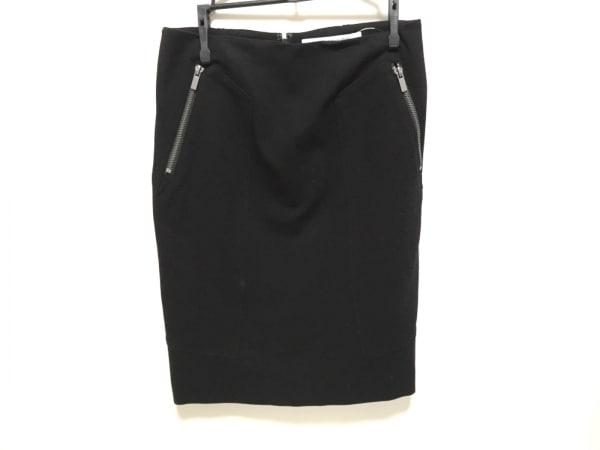 ダイアン・フォン・ファステンバーグ スカート サイズ0 XS レディース 黒