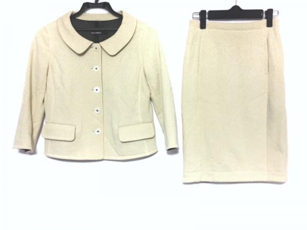 JUNKO SHIMADA(ジュンコシマダ) スカートスーツ サイズ36 S レディース ベージュ
