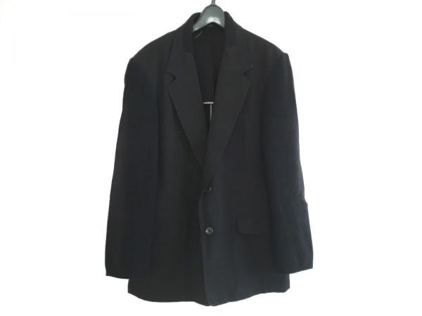 yohjiyamamoto(ヨウジヤマモト) ジャケット メンズ美品  黒 Y's for men/異素材切替