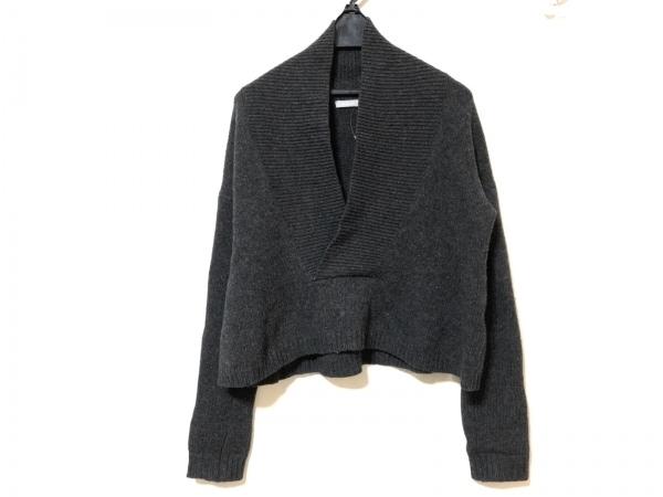 theory luxe(セオリーリュクス) 長袖セーター サイズ38 M レディース グレー