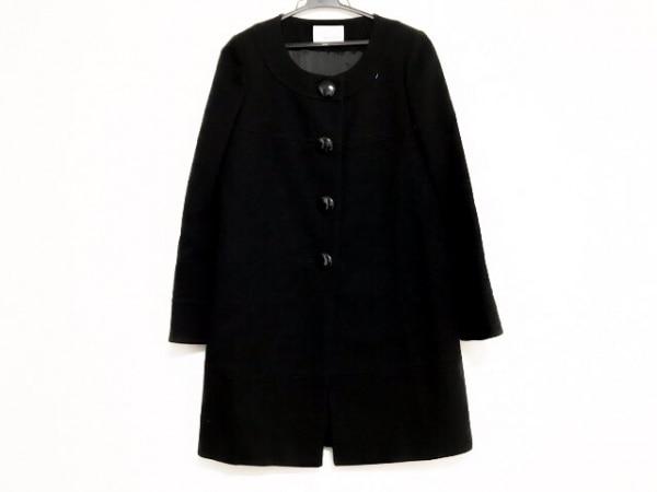 m's select(エムズセレクト) コート サイズ34 S レディース美品  黒 冬物