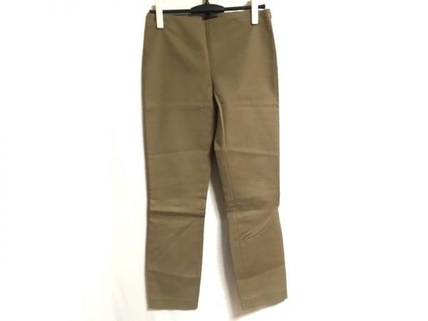 THE ROW(ザロウ) パンツ サイズ2 M レディース美品  ブラウン