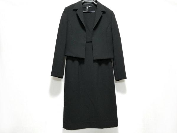 TOKYOIGIN(トウキョウイギン) ワンピーススーツ サイズ9AR S レディース 黒 肩パッド