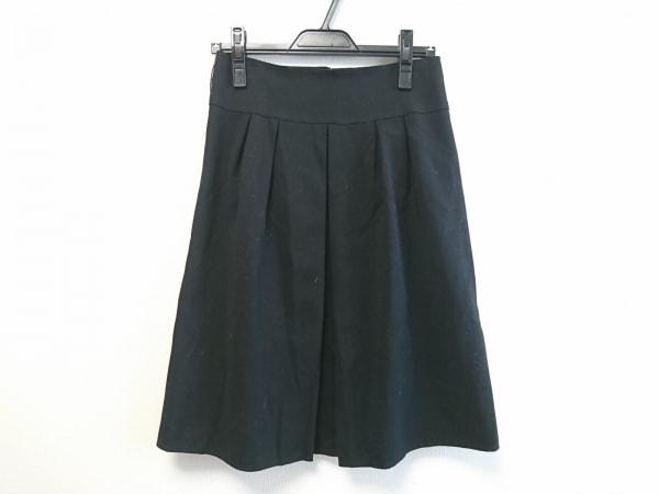 NARACAMICIE(ナラカミーチェ) スカート サイズM レディース美品  黒