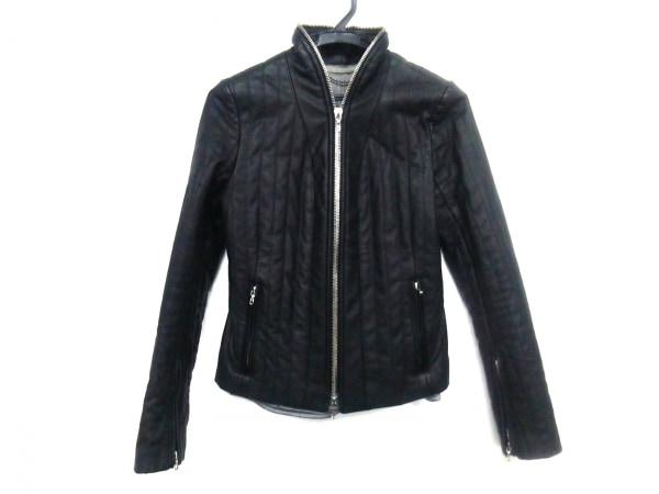 SISTERE(システレ) ライダースジャケット サイズ0 XS レディース美品  黒 冬物