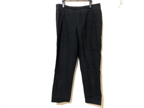 evam eva(エヴァムエヴァ) パンツ サイズ1 S レディース ダークネイビー