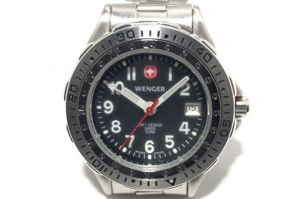 WENGER(ウェンガー) 腕時計 090.0651 レディース 黒