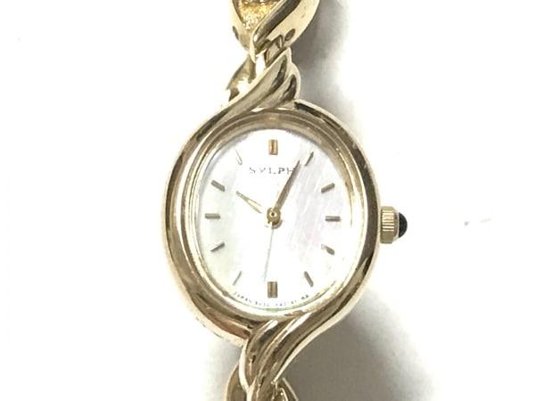 CITIZEN(シチズン) 腕時計美品  SYLPH 5430-F40225 レディース 白 1