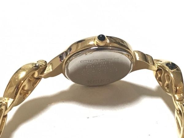 CITIZEN(シチズン) 腕時計美品  SYLPH 5430-F40225 レディース 白 4
