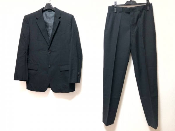COMME CA COLLECTION(コムサコレクション) シングルスーツ メンズ 黒