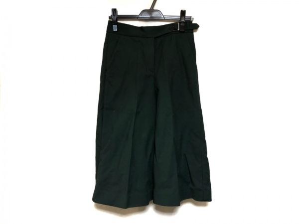 ザシークレットクローゼット パンツ サイズ0 XS レディース ダークグリーン