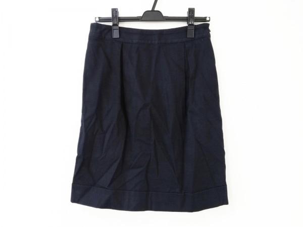 トゥモローランド スカート サイズ38 M レディース ダークネイビー 1