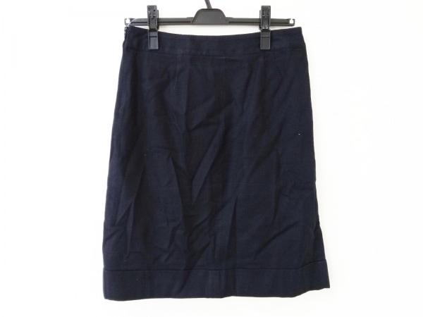 トゥモローランド スカート サイズ38 M レディース ダークネイビー 2
