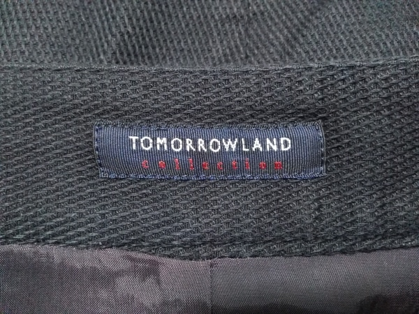 トゥモローランド スカート サイズ38 M レディース ダークネイビー 3