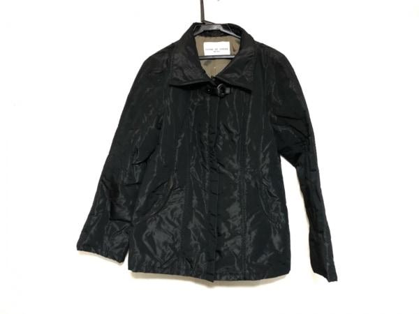 ジャンニロジュディチェ ダウンジャケット サイズ40 M レディース美品  黒