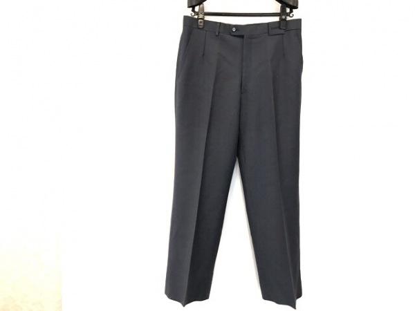 LANVIN(ランバン) パンツ サイズ85 メンズ美品  ネイビー