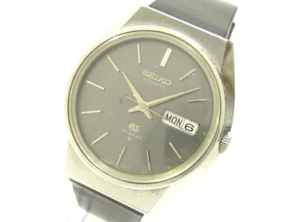 GrandSeiko(グランドセイコー) 腕時計 ハイビート 5646-8000 メンズ ダークグレー