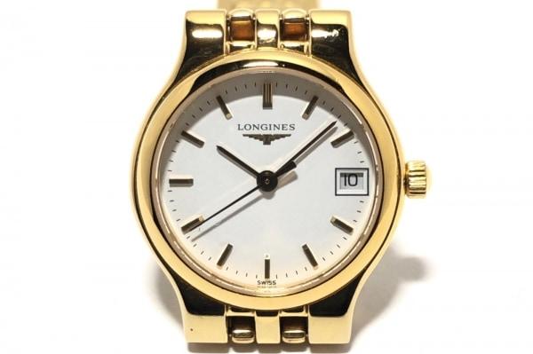 LONGINES(ロンジン) 腕時計 L5 131 2 レディース 白
