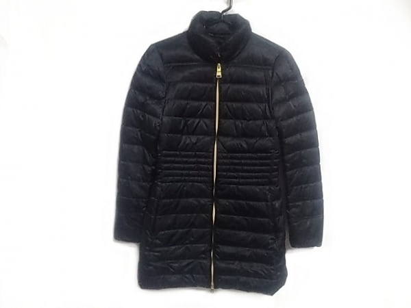PEUTEREY(ピューテリー) ダウンコート サイズ40 M レディース美品  黒 冬物
