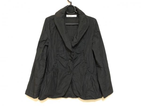 KEIKO KISHI(ケイコキシ) ジャケット サイズF レディース 黒 薄手