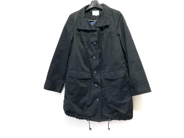 ARNOLD PALMER(アーノルドパーマー) コート サイズ2 M レディース美品  黒 冬物