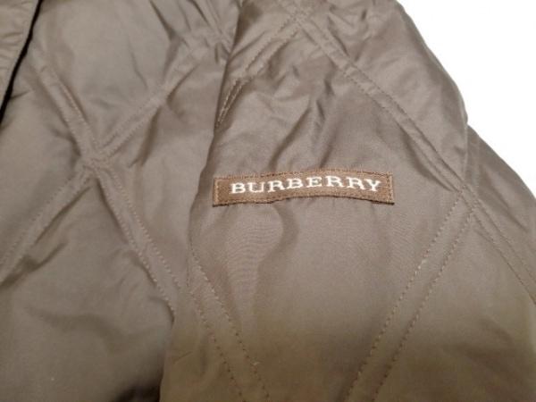 BURBERRYGOLF(バーバリーゴルフ) ダウンコート サイズL レディース ダークブラウン
