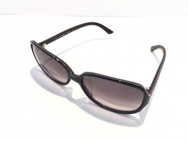 Lacoste(ラコステ) サングラス 黒 プラスチック