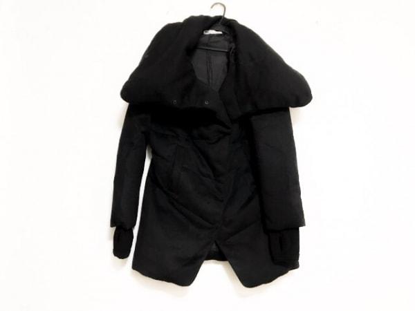 SLY(スライ) ダウンコート サイズ2 M レディース美品  黒 冬物