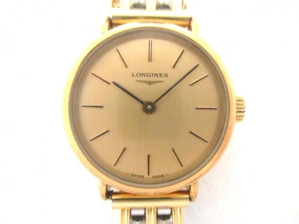 LONGINES(ロンジン) 腕時計 - レディース ゴールド
