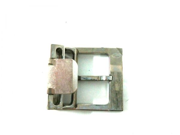Dupont(デュポン) 小物 シルバー ベルト用バックル 金属素材