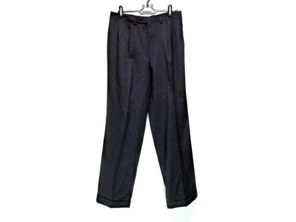 ErmenegildoZegna(ゼニア) パンツ サイズ44 L メンズ 黒