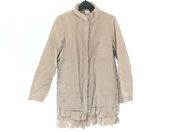 Coomb(クーム) コート サイズ40 M レディース美品  ベージュ 冬物