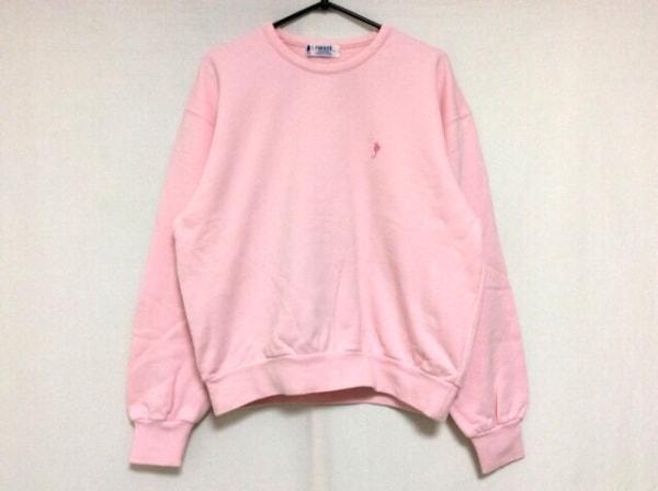 FUKUZO(フクゾー) トレーナー サイズM メンズ ピンク
