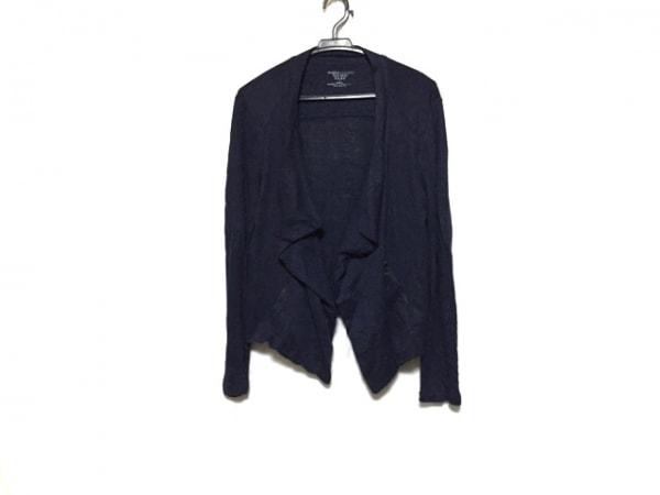 マジェスティックフィラチュール ジャケット サイズ3 L レディース美品  ネイビー