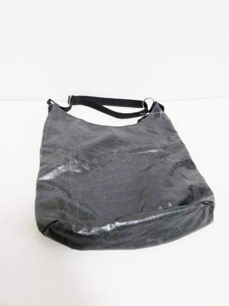 jack gomme(ジャックゴム) トートバッグ 黒 化学繊維 4