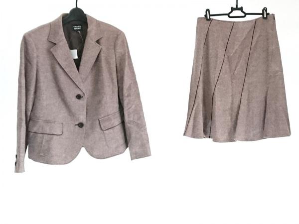 TRANS WORK(トランスワーク) スカートスーツ レディース美品  肩パッド
