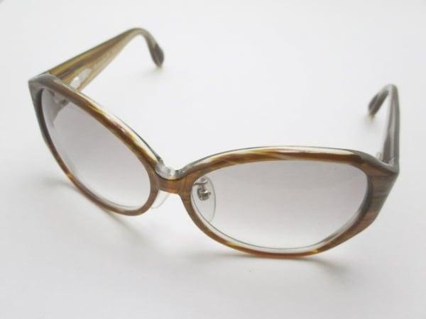【中古】 アイブレラ eyebrella サングラス EB-09 ブラウン プラスチック