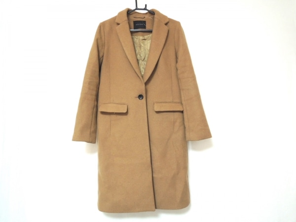 BLISS POINT(ブリスポイント) コート サイズXL レディース ブラウン 冬物
