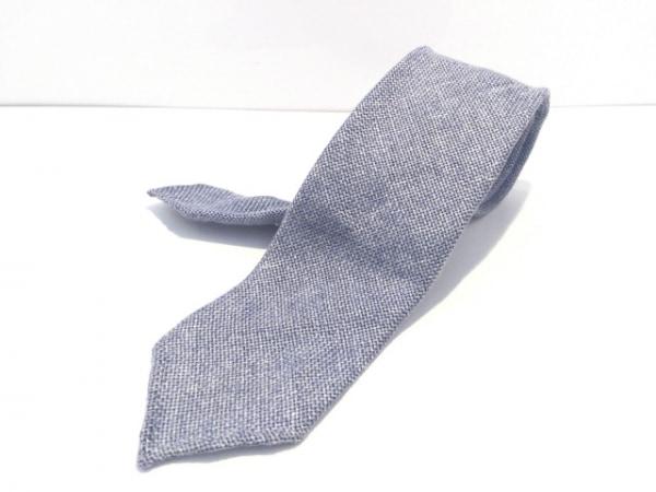 BREUER(ブリューワー) ネクタイ メンズ ブルー